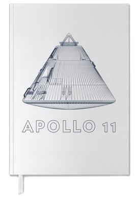 Apollo 11 3 Personal Planner