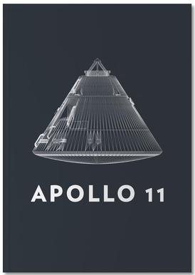 Apollo Midnight 1 Notebook