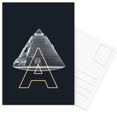 Apollo Midnight 2 ansichtkaartenset