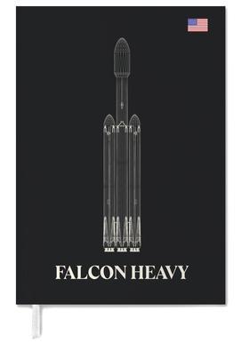 Falcon Heavy 1 Personal Planner
