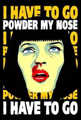 Powder My Nose