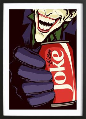 Killing Joke Framed Print