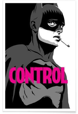 Bat-Control Poster