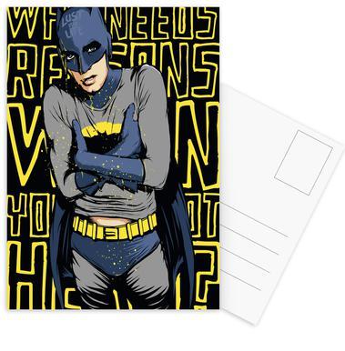 Batspotting Postcard Set