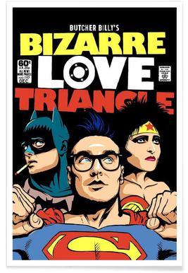 Bizarre Love Triangle Poster