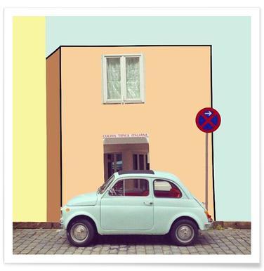 the italian's paradox Poster