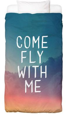 Come Fly with Me Bed Linen