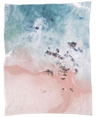 Sea Bliss Fleece Blanket