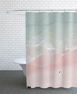 Surf Yoga Ii Shower Curtain