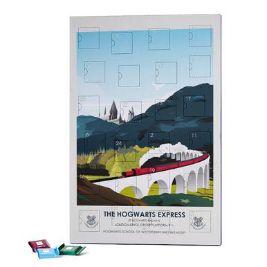Hogwarts Express 2019 Chocolate Advent Calendar - Ritter Sport