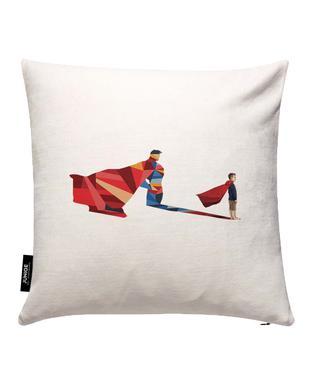 Walking Shadow - Hero 1 Cushion Cover