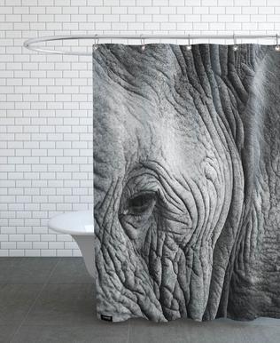 Nambithi Elephant 01 Shower Curtain