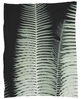 Cycas Fleece Blanket