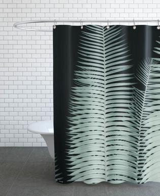 Cycas Shower Curtain