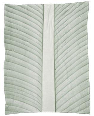 Strelitzia 01 Fleece Blanket