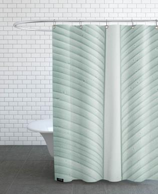 Strelitzia 01 Shower Curtain