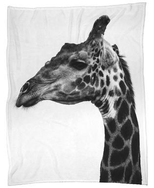Giraph Fleece Blanket