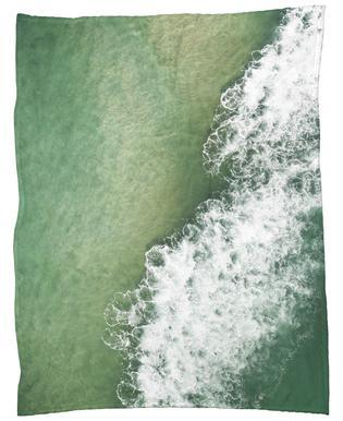 Wavescapes 02 -Fleecedecke