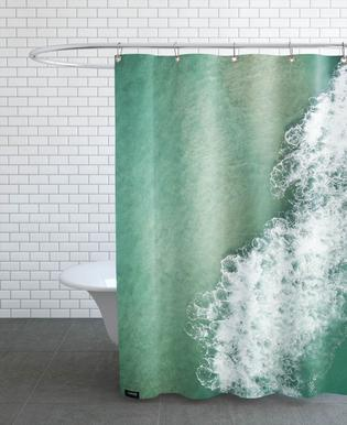 Wavescapes 02 Shower Curtain