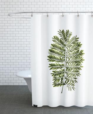 Leaf Study 2 Shower Curtain