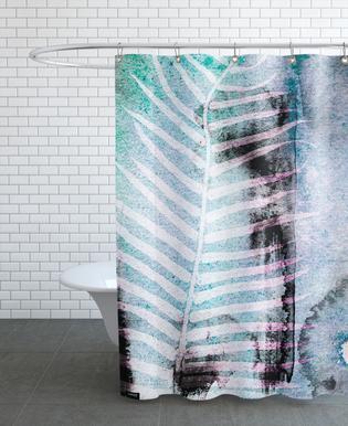 Fossilised Shower Curtain