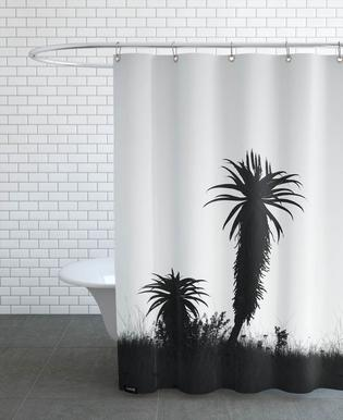 Aloe Soldier Shower Curtain