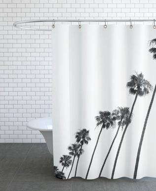 Cali Palms Shower Curtain