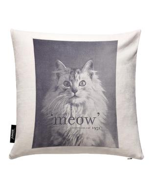 Famous Quote - Cat Cushion Cover