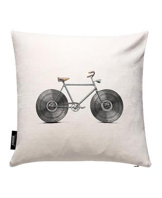 Velophone Cushion Cover