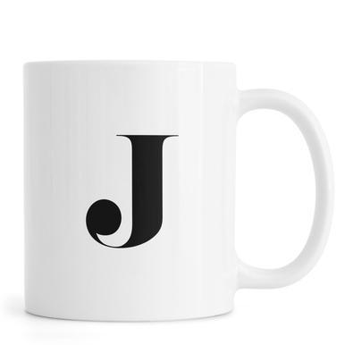 J mug