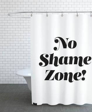 No Shame Shower Curtain
