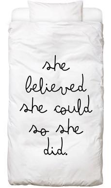she Bed Linen