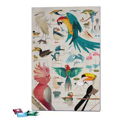 Birds 2019 Chocolate Advent Calendar - Ritter Sport