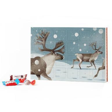 Rentier 2019 Chocolate Advent Calendar - Kinder