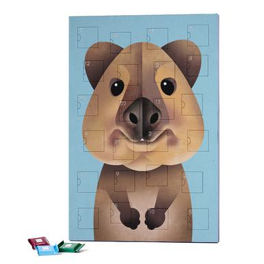 Quokka 2019 Chocolate Advent Calendar - Ritter Sport