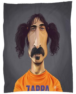 Frank Zappa plaid