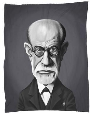Sigmund Freud plaid
