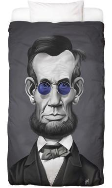 Abraham Lincoln Steam Bed Linen
