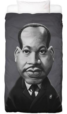 Martin Luther King Bed Linen