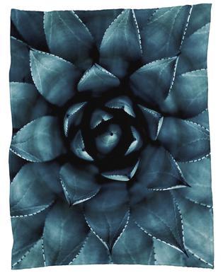 Cactus No.9 Fleece Blanket