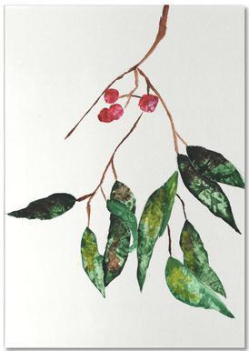 Autumn Berry 2 Anteckningsblock