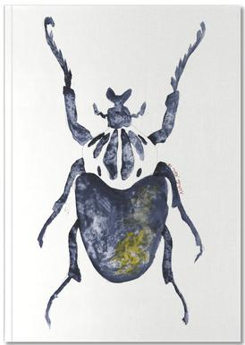 The Old Beetle Anteckningsbok