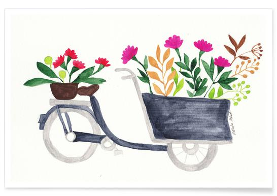 Flowers Delivery -Poster
