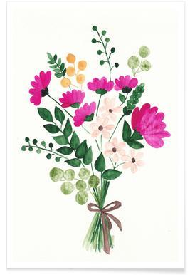 Bouquet affiche