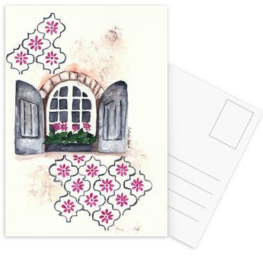 Fés Postcard Set