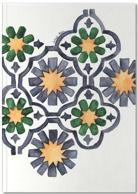 Morocco Lights Notebook