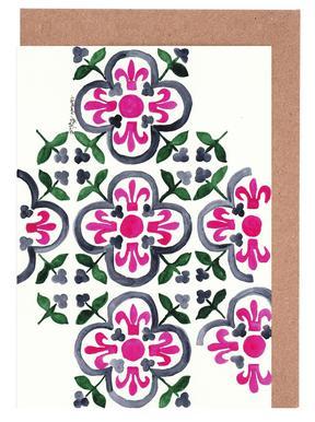 Morocco Love Greeting Card Set