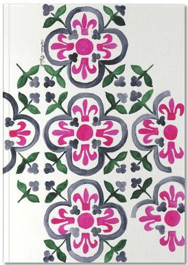 Morocco Love Notebook