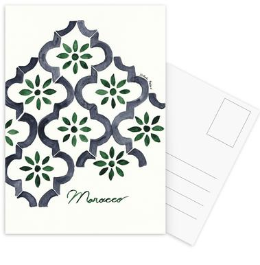 Morocco Postcard Set