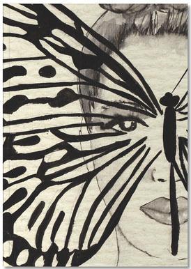 Mystic Butterfly Notebook